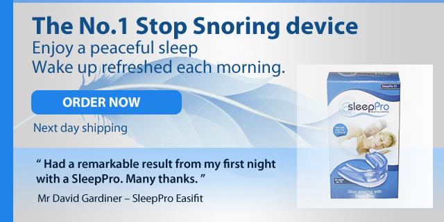 Anti Snoring Mouthpiece
