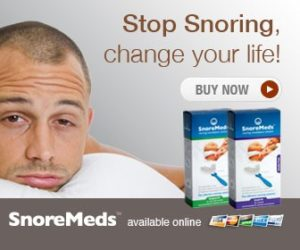 SnoreMeds Anti Snoring Mouthpiece