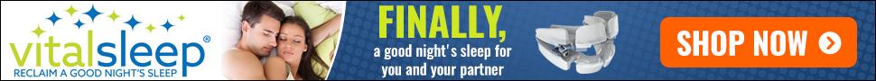 VitalSleep Snoring Mouthpiece